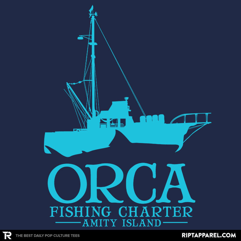 Orca Fishing Charter - Collection Image - RIPT Apparel