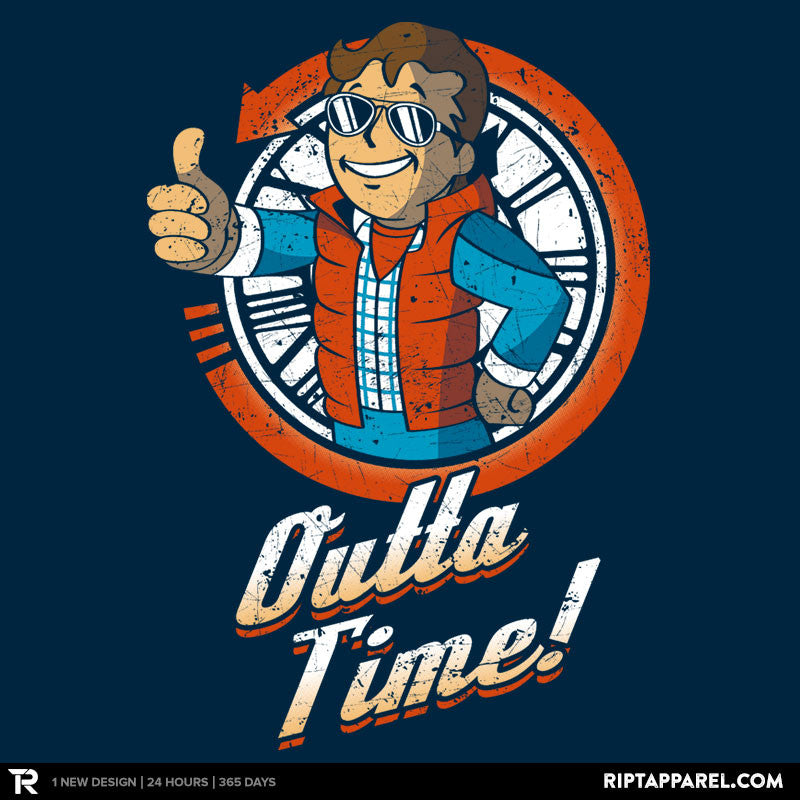 Outta Time - RIPT Apparel