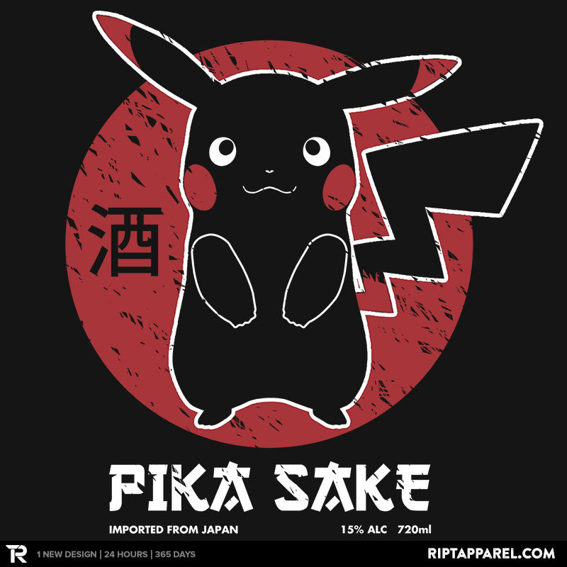 Pika Sake - Collection Image - RIPT Apparel