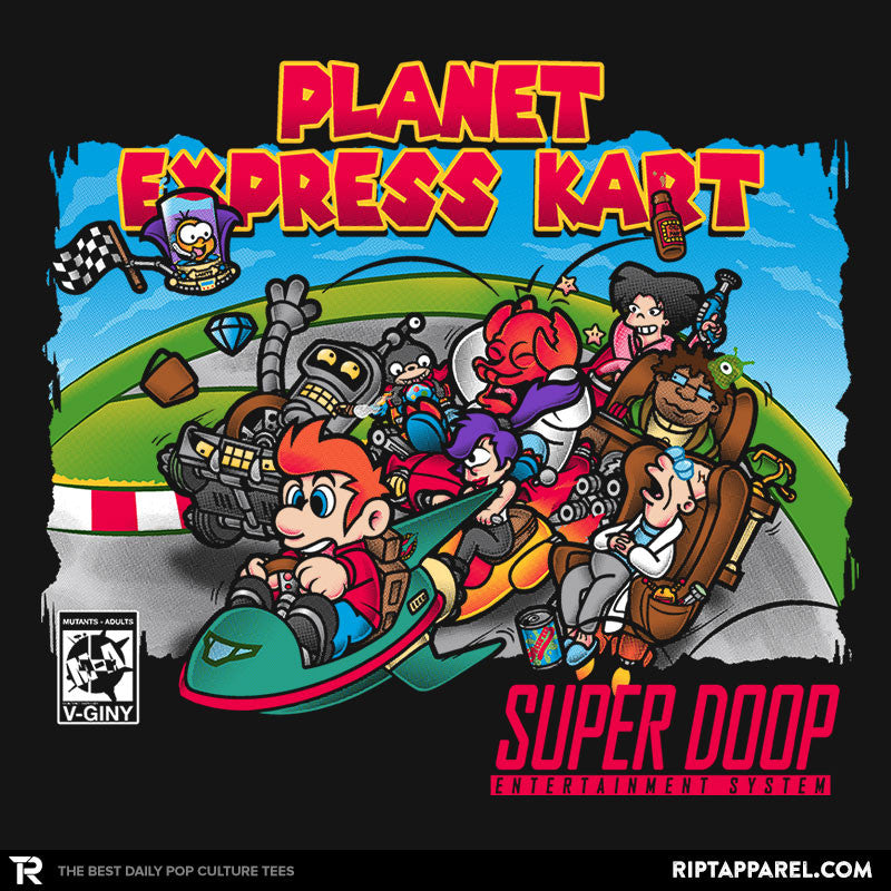Planet Express Kart Exclusive - RIPT Apparel
