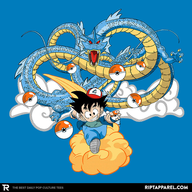 Poke'ball Z - Collection Image - RIPT Apparel