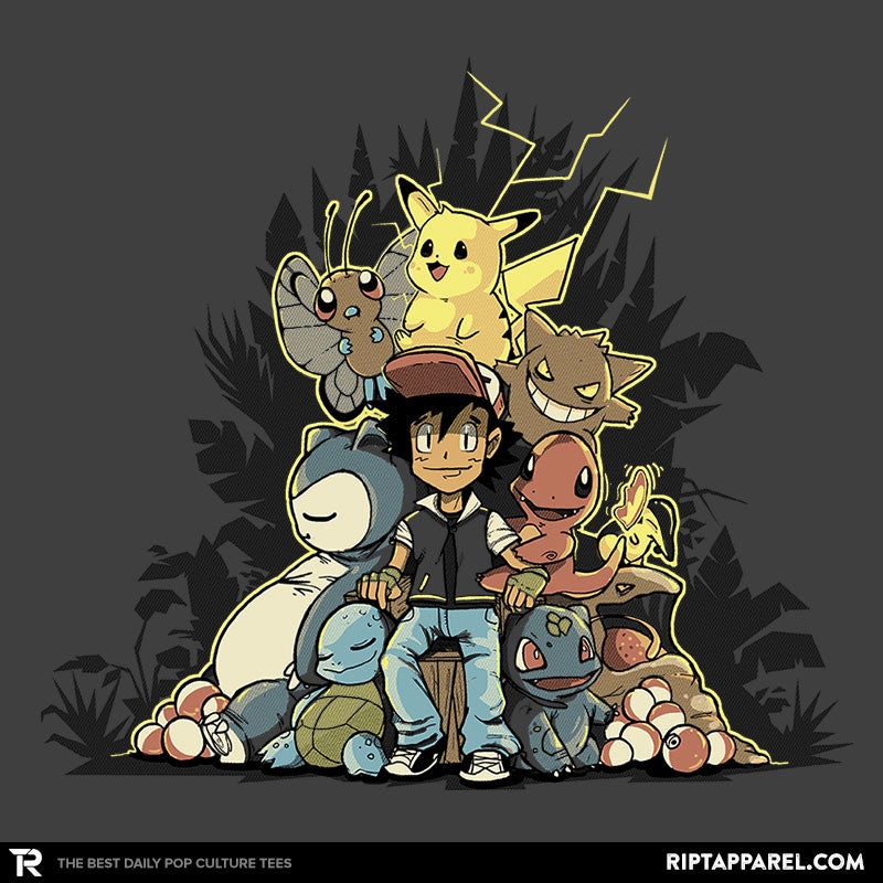 Pokethrone - Collection Image - RIPT Apparel