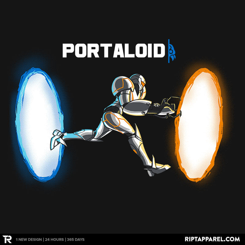 Portaloid Prime - Collection Image - RIPT Apparel
