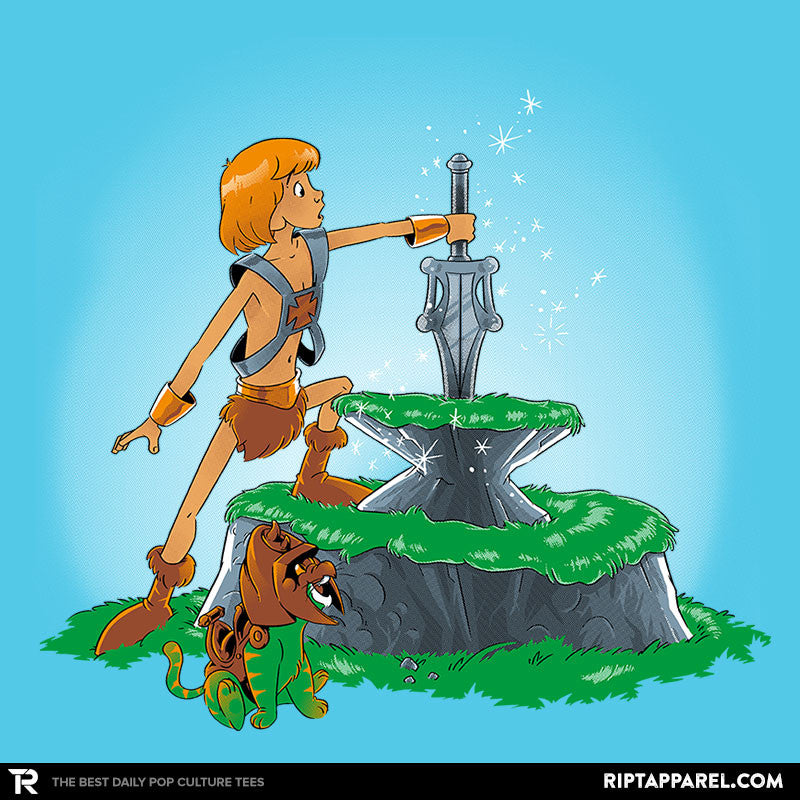 Power Sword and the Stone Exclusive - RIPT Apparel