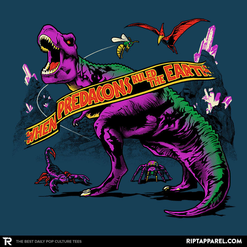 Predacon Park - RIPT Apparel