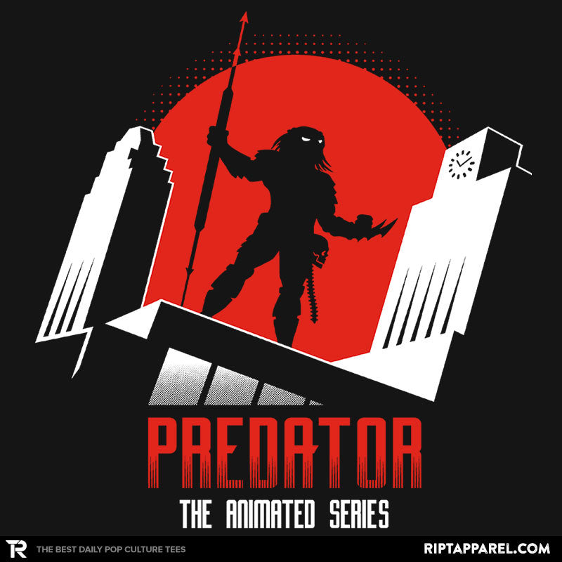 Predator: The Animated Series - Collection Image - RIPT Apparel