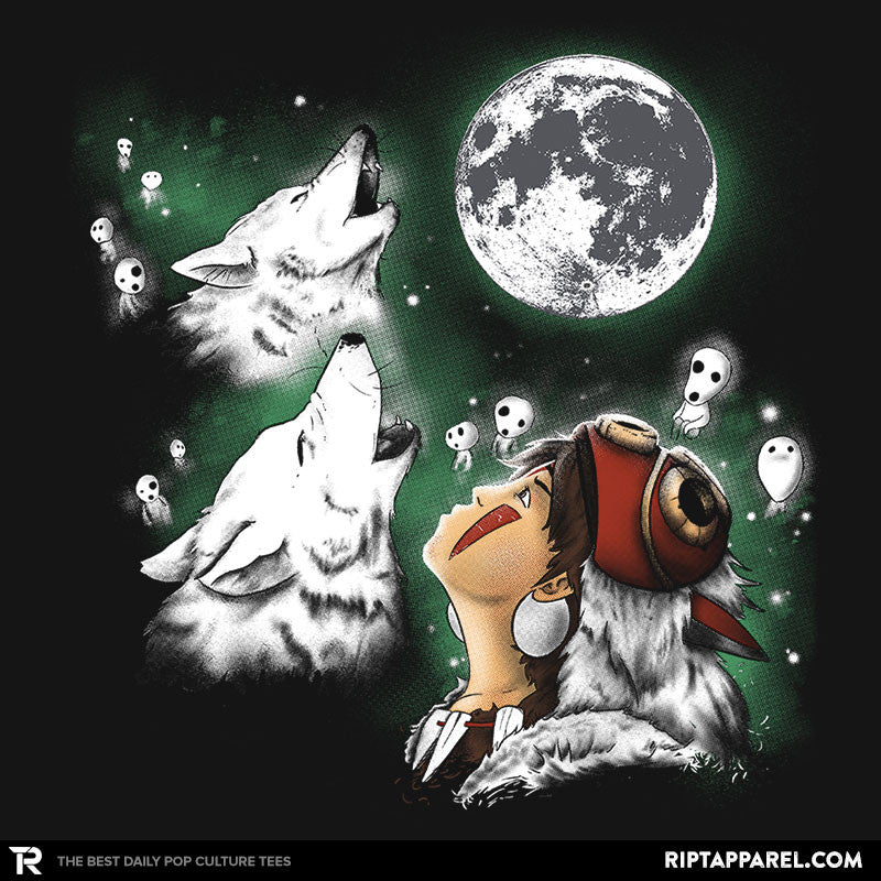 Princess Wolf Moon - Collection Image - RIPT Apparel