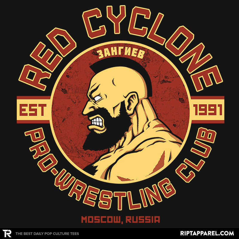 Pro-Wrestling Club - Collection Image - RIPT Apparel