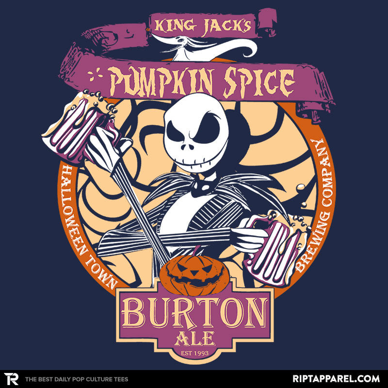 Pumpkin King Ale - RIPT Apparel