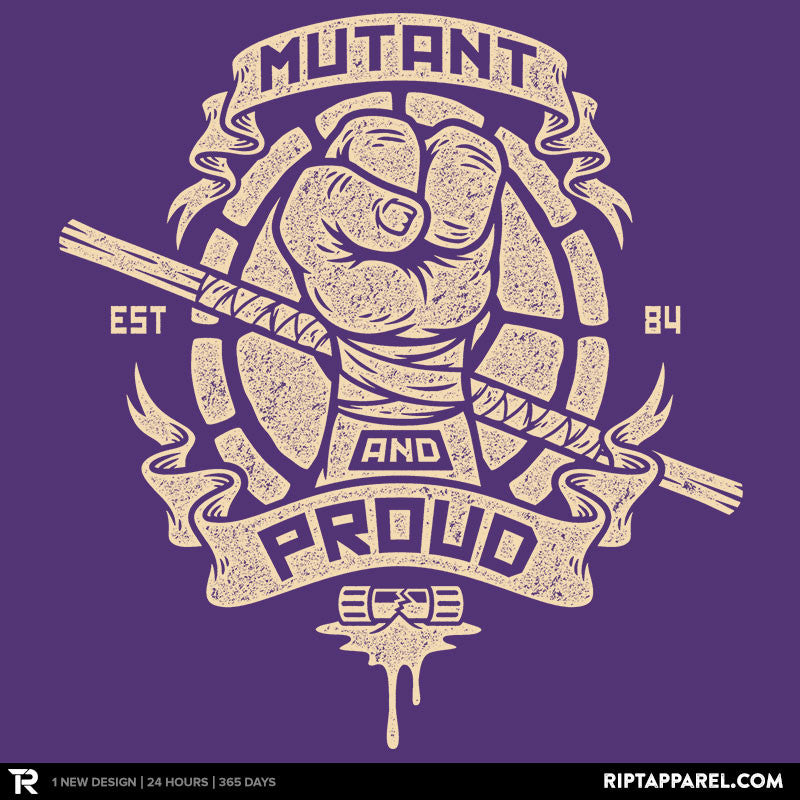 Purple and Proud! - Collection Image - RIPT Apparel