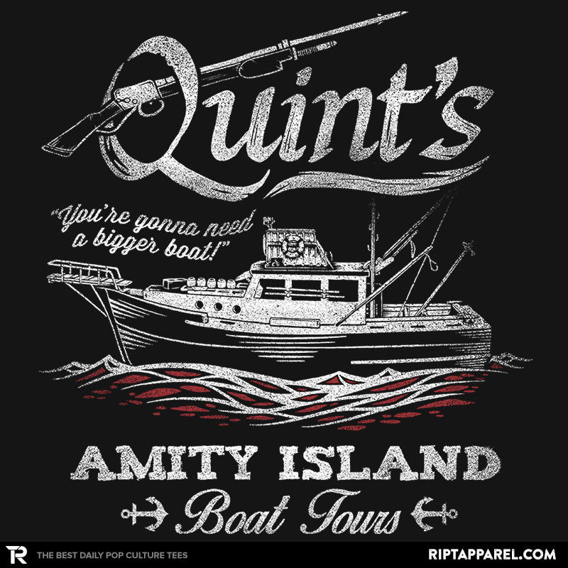 Quint's Boat Tours - Collection Image - RIPT Apparel