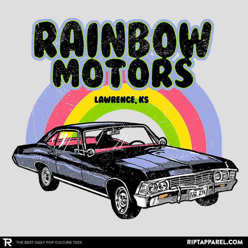 Rainbow Motors - Collection Image - RIPT Apparel