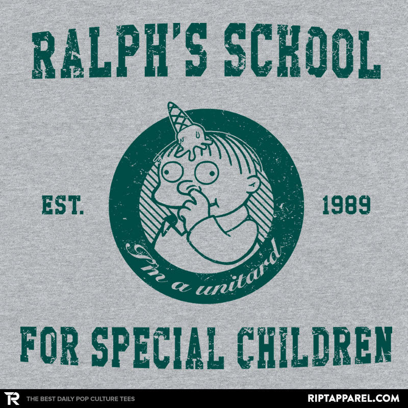 Ralph's School for Special Children - RIPT Apparel