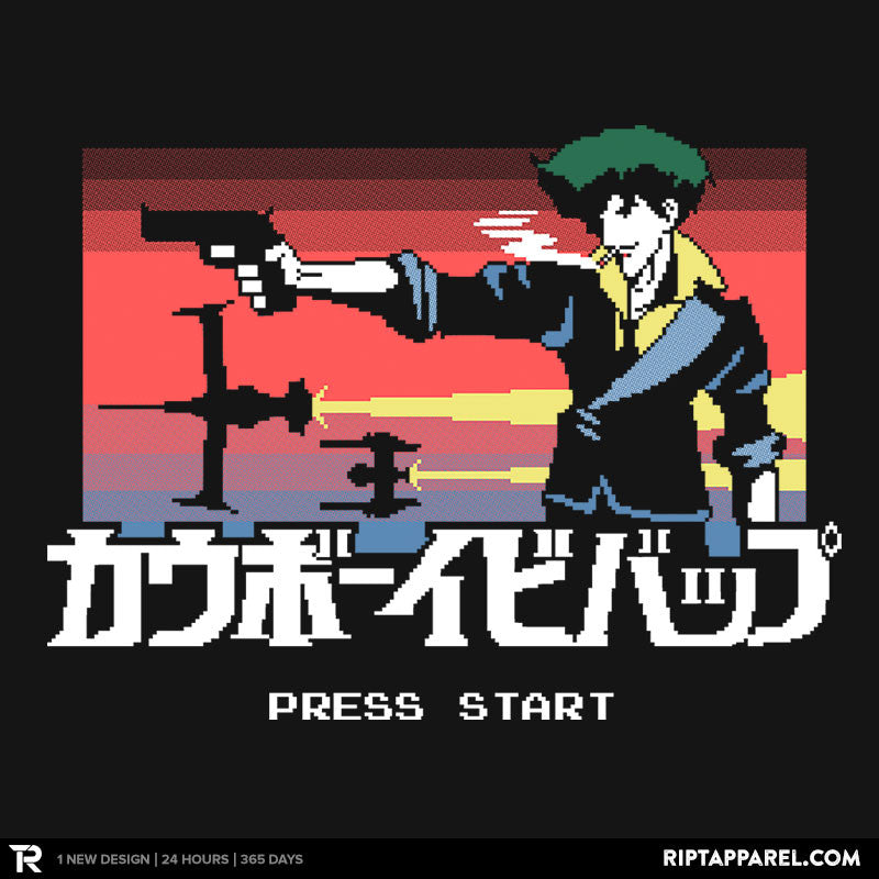 Retro Bebop - RIPT Apparel