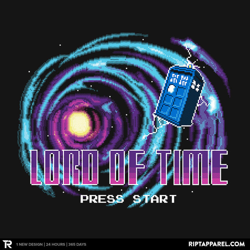 Retro Who - Collection Image - RIPT Apparel