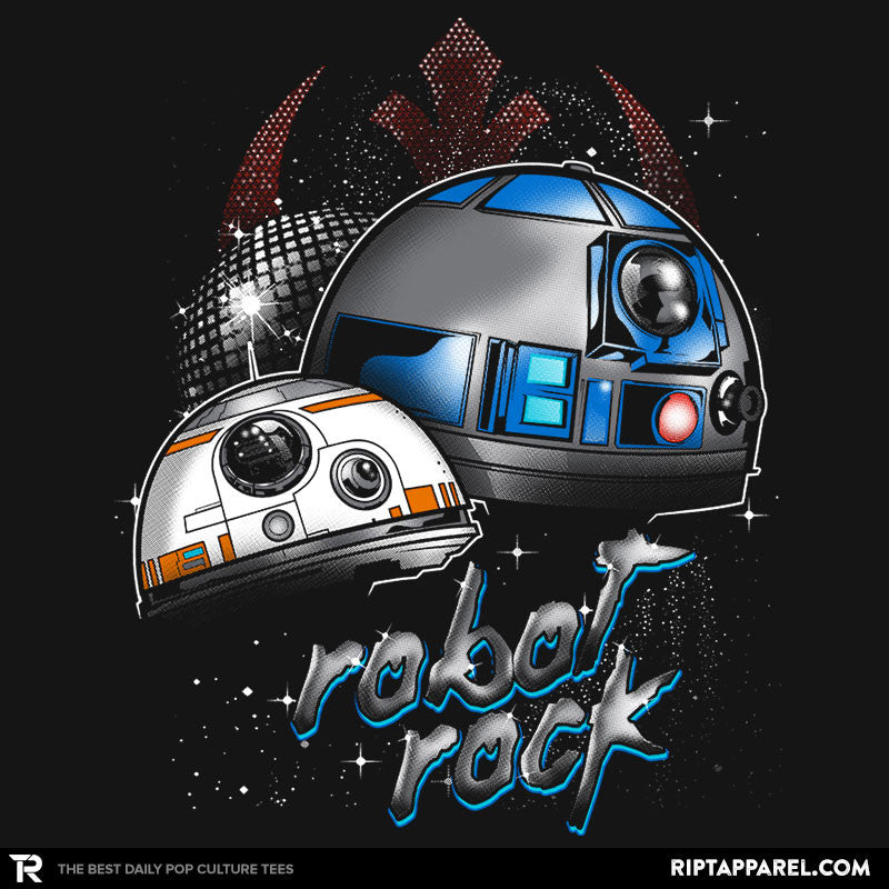 Robot Rock - RIPT Apparel