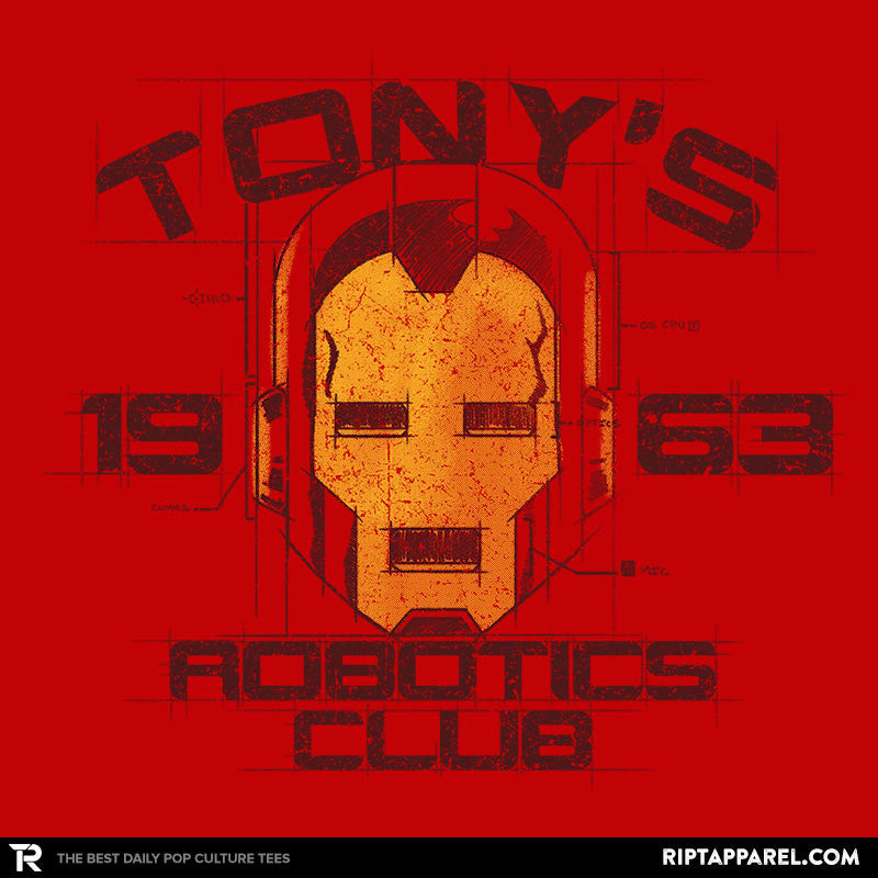 Robotics Club Exclusive - Collection Image - RIPT Apparel