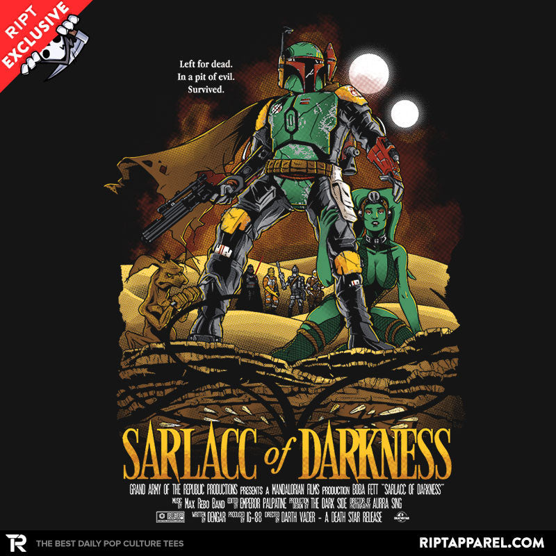 Sarlacc of Darkness - RIPT Apparel