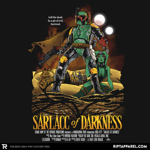 Sarlacc of Darkness Exclusive