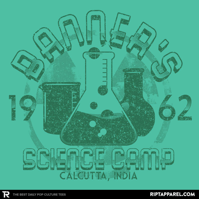 Science Camp Exclusive - RIPT Apparel