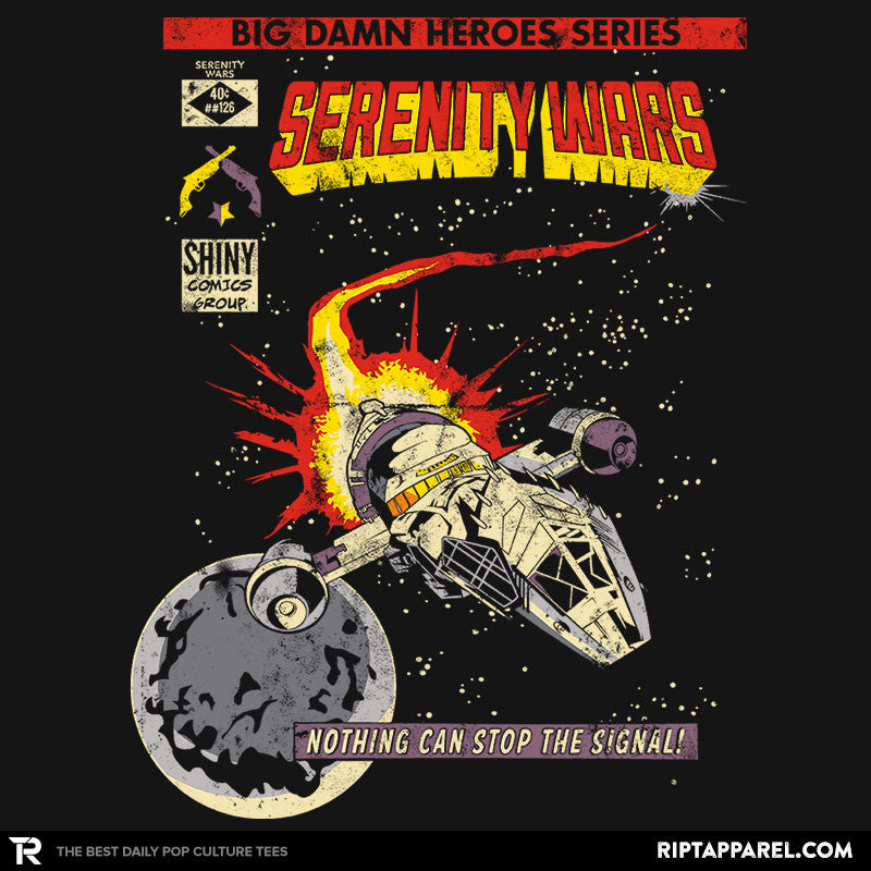 Serenity Wars - Collection Image - RIPT Apparel