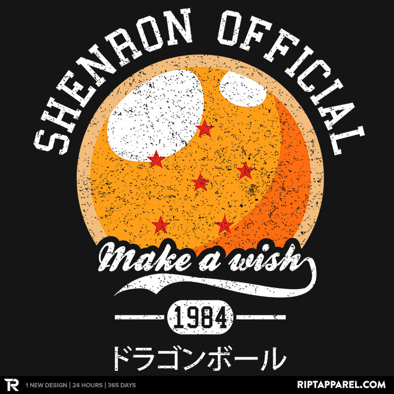 Shenron Official - RIPT Apparel