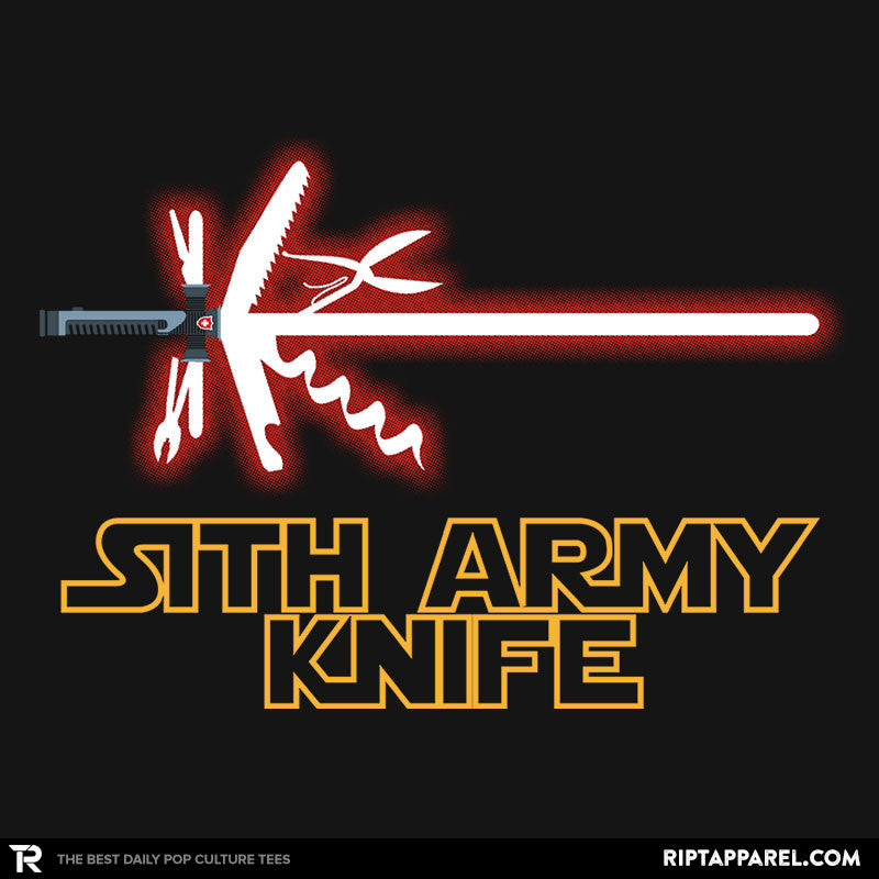 Sith Army Knife - RIPT Apparel