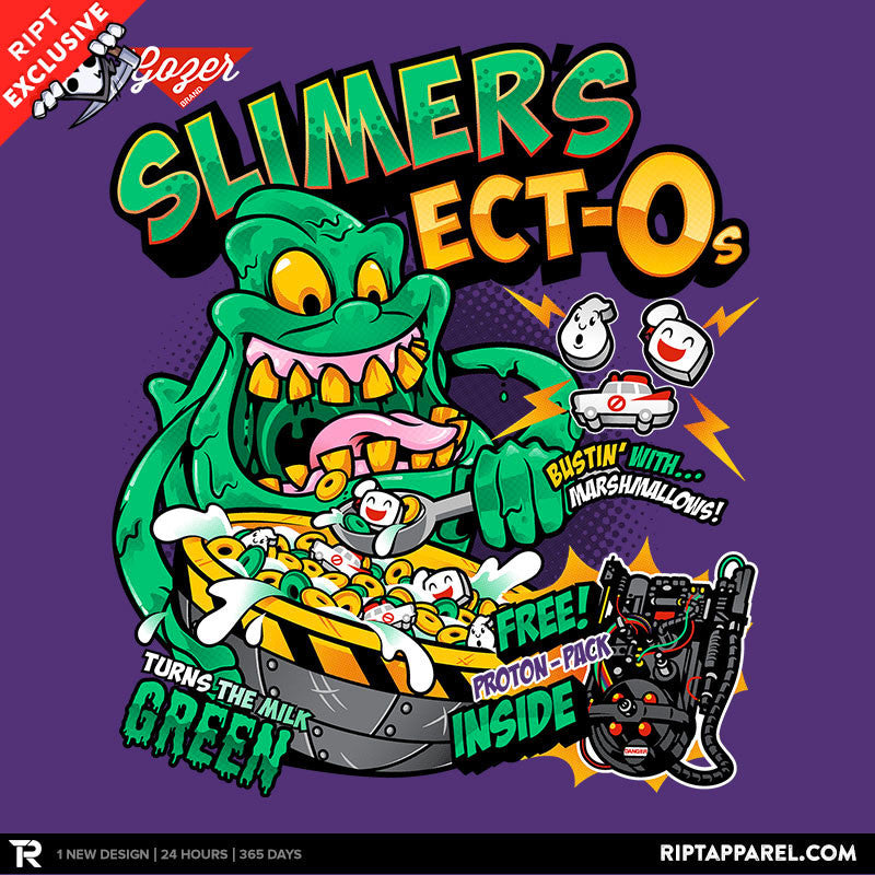 Slimer's Ect-Os - Collection Image - RIPT Apparel