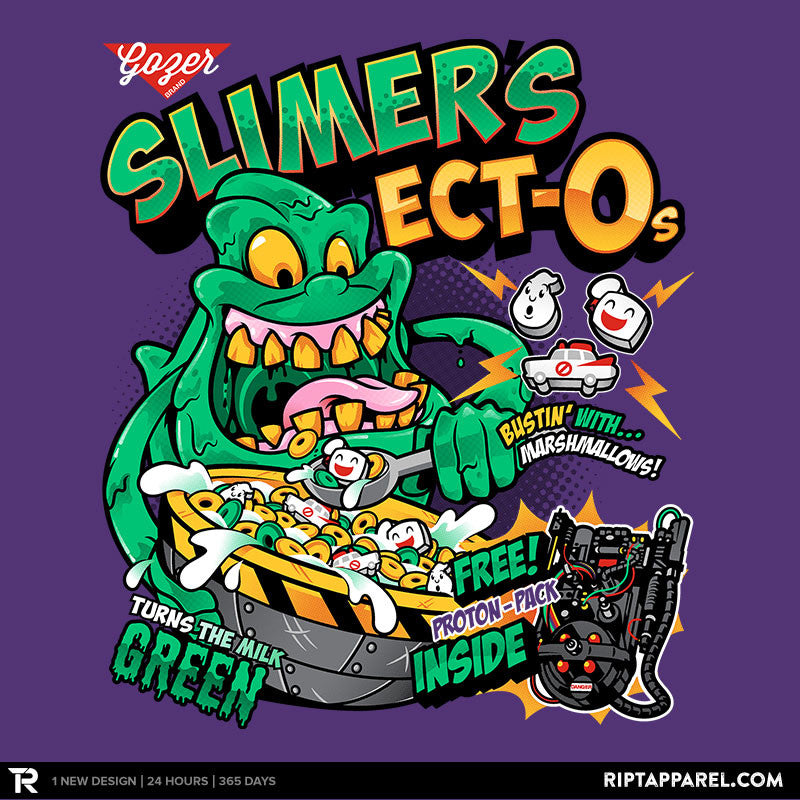 Slimer's Ect-O's Exclusive - Collection Image - RIPT Apparel