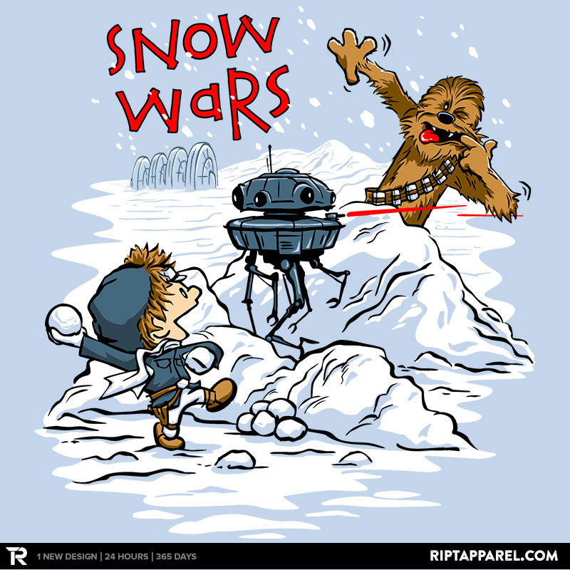 Snow Wars - RIPT Apparel
