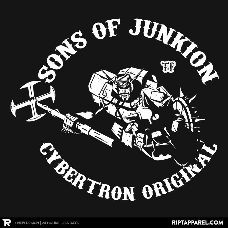 Sons of Junkion - Collection Image - RIPT Apparel