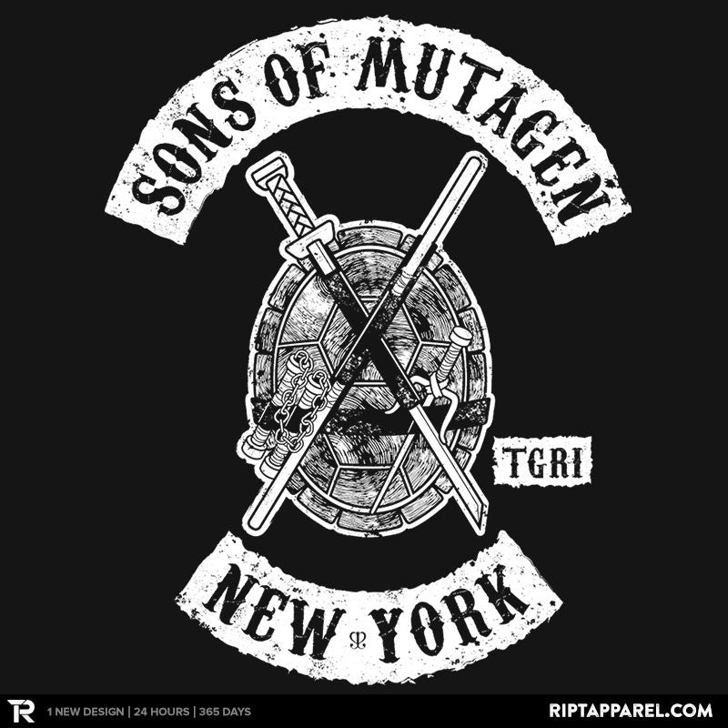 Sons of Mutagen - RIPT Apparel