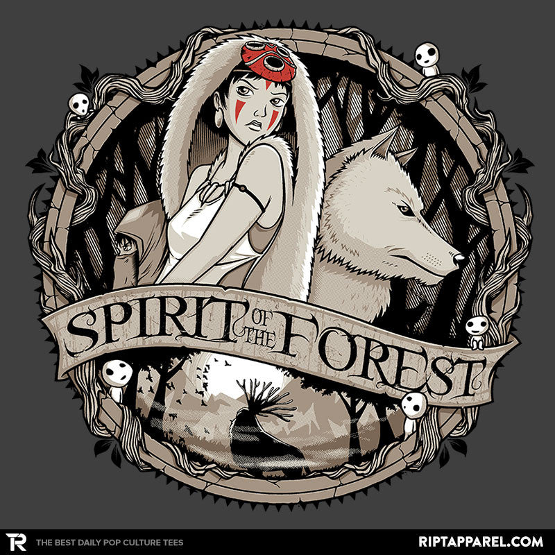 Spirit of the Forest - RIPT Apparel