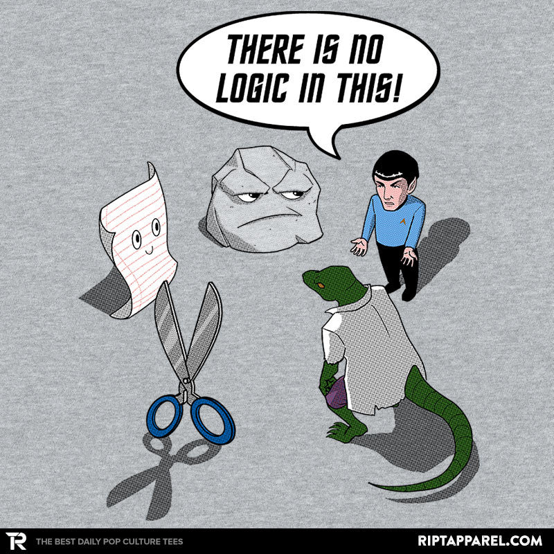 Spock's Logic! - RIPT Apparel