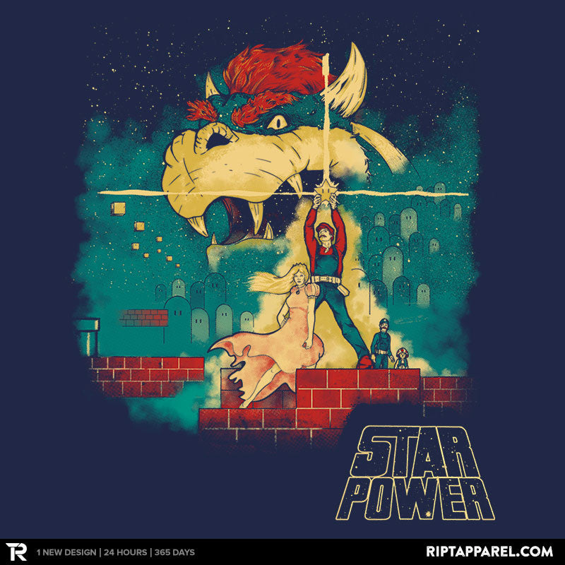 Star Power Exclusive - Collection Image - RIPT Apparel