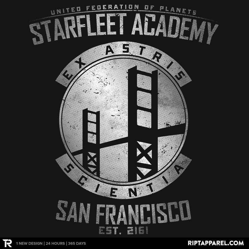Starfleet Academy - Collection Image - RIPT Apparel