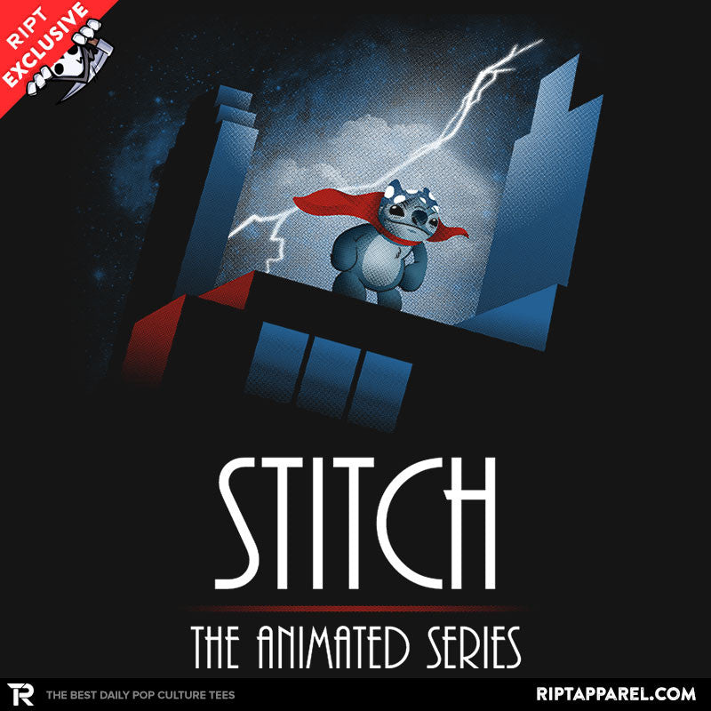Stitch - The Animated Series - Collection Image - RIPT Apparel