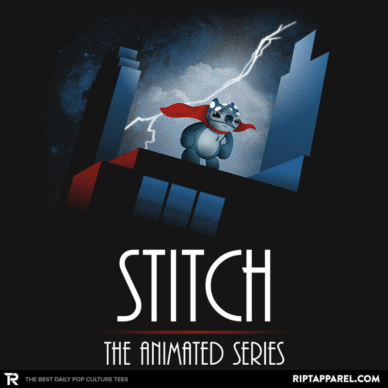 Stitch - The Animated Series Exclusive - RIPT Apparel