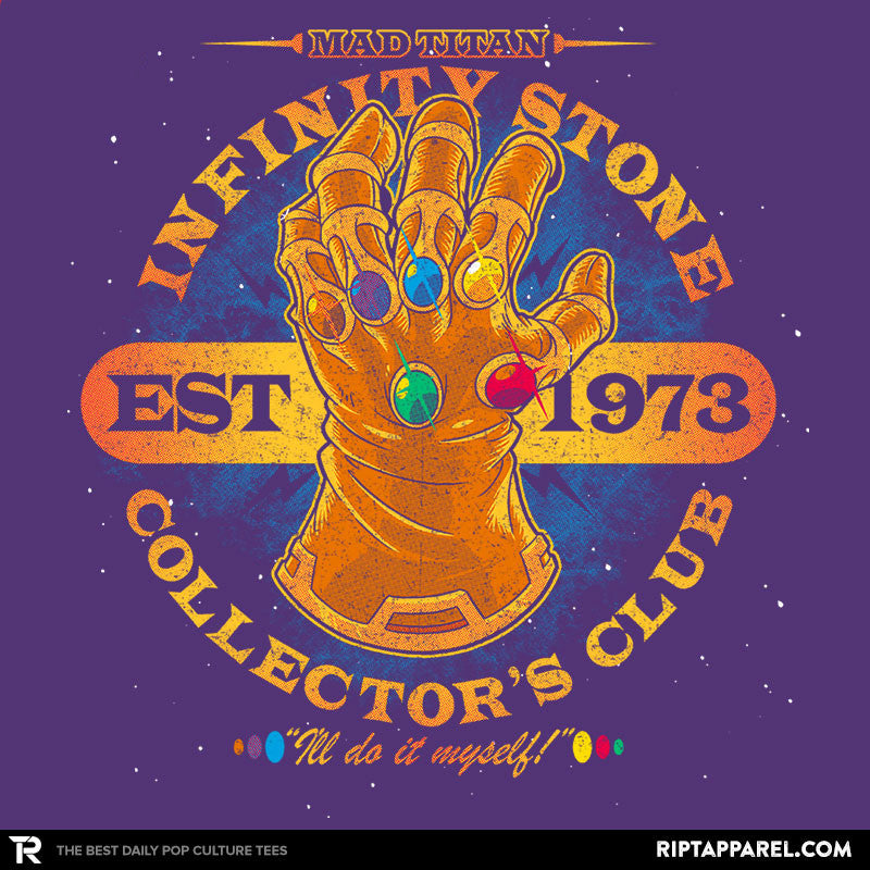 Stone Collector's Club Exclusive - Collection Image - RIPT Apparel