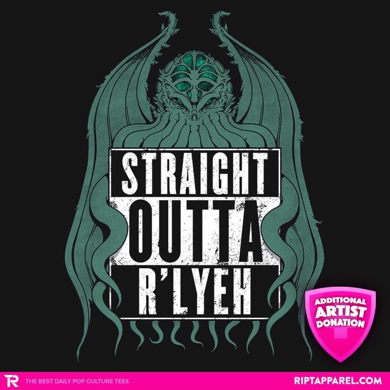 Straight Outta R'lyeh - Collection Image - RIPT Apparel