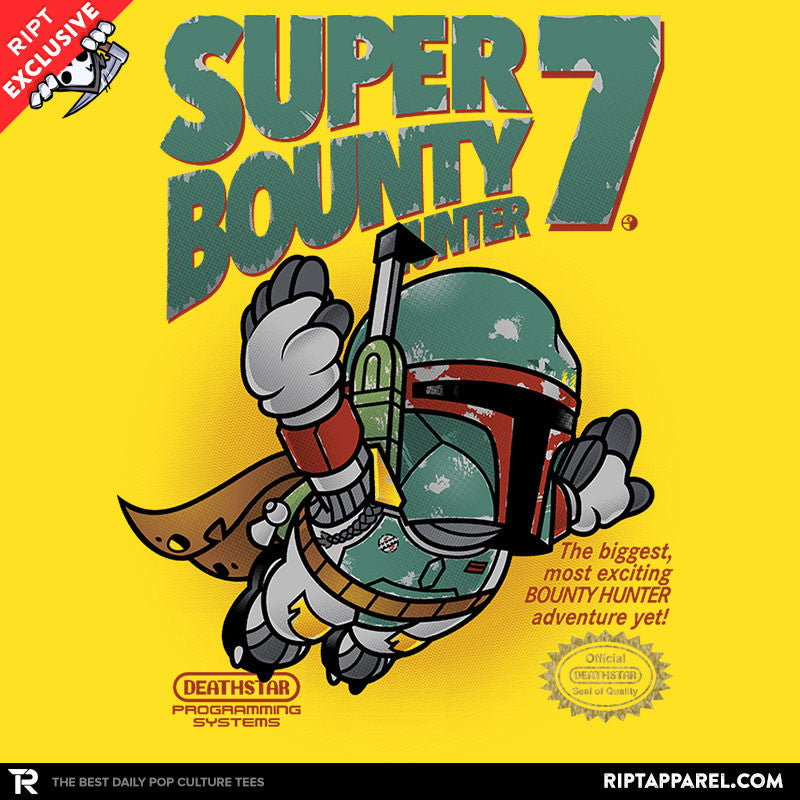 Super Bounty Hunter 7 - Collection Image - RIPT Apparel