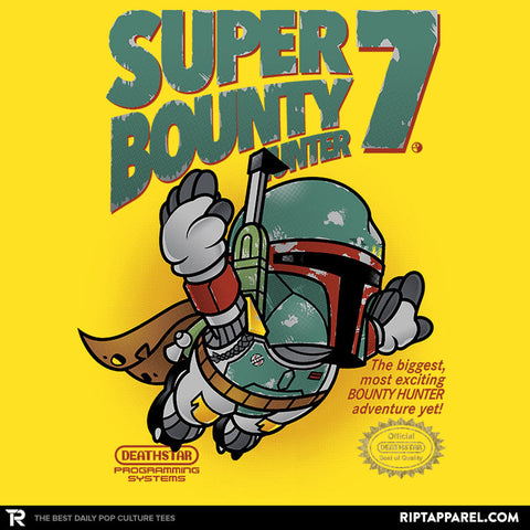 Super Bounty Hunter 7 Exclusive