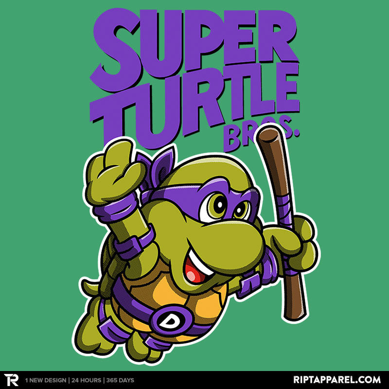 Super Donnie Bros. 3 - RIPT Apparel