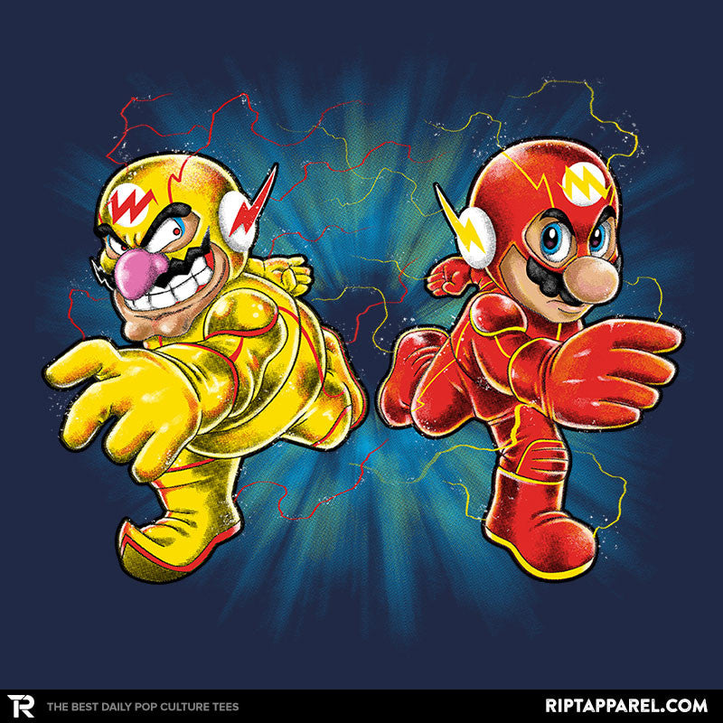 Super Flashy Rivals - RIPT Apparel