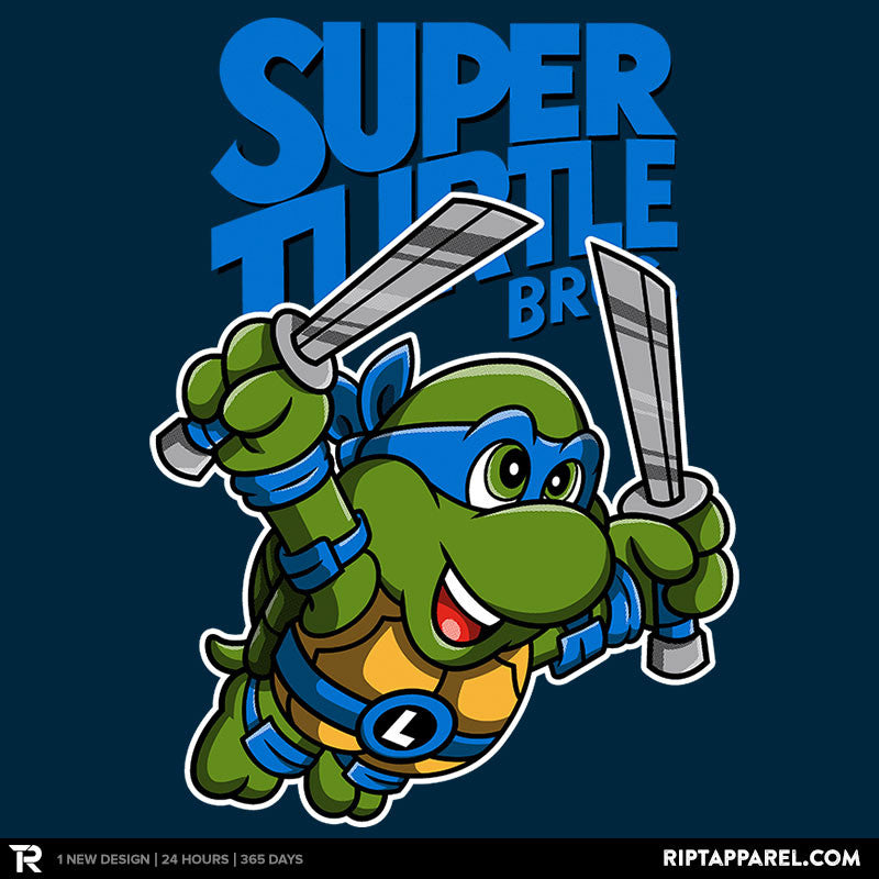 Super Leo Bros. 3 - RIPT Apparel