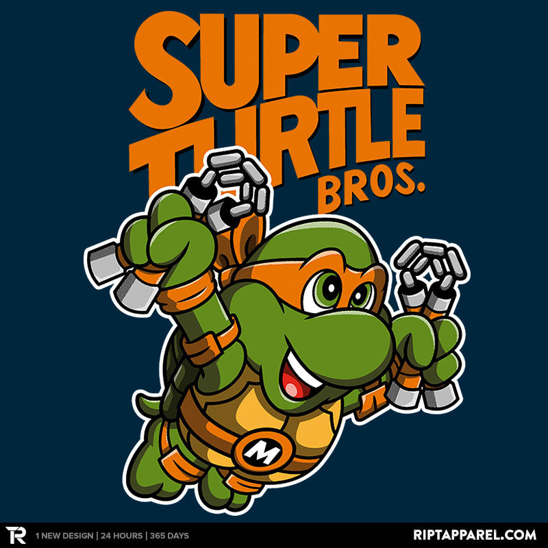 Super Mikey Bros. 3 - Collection Image - RIPT Apparel