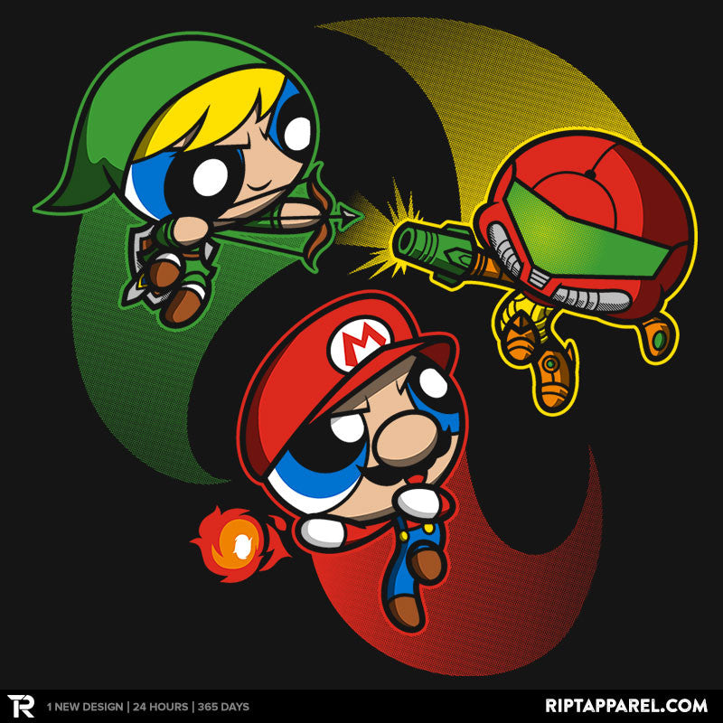 Super Smash Puff - RIPT Apparel