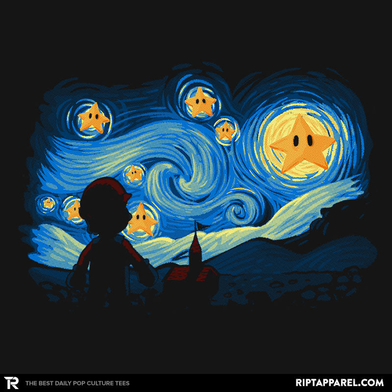 Super Starry Night - RIPT Apparel