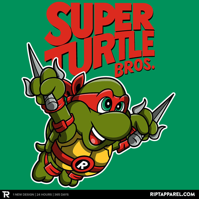 Super Turtle Bros. - Collection Image - RIPT Apparel