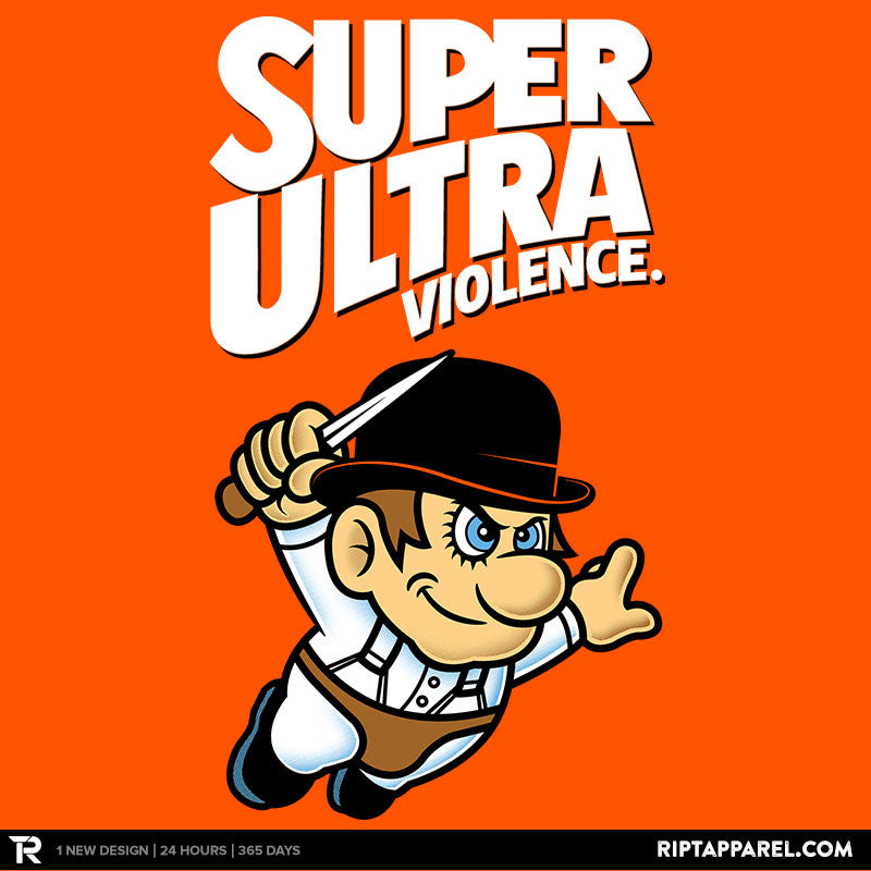 Super Ultra Violence - Collection Image - RIPT Apparel